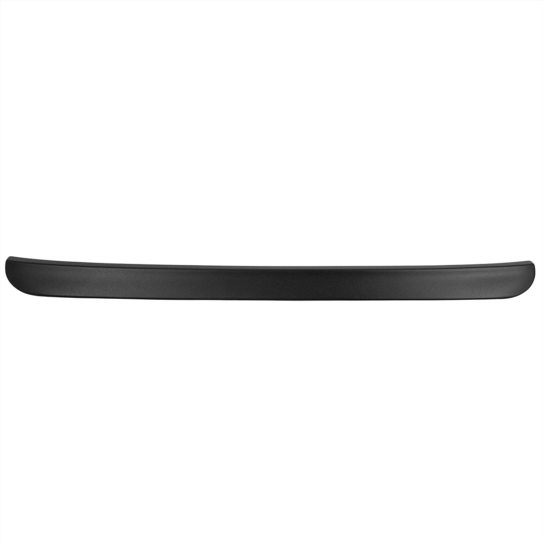 10.2017 passgenau mit Abkantung ABS Farbe schwarz Aroba AR694 Ladekantenschutz Sto/ßstangenschutz kompatibel f/ür Hyundai Kona BJ