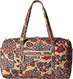 Vera Bradley Iconic Large Travel Duffel, Signature Cotton