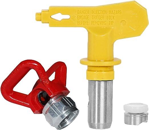 Boquilla para pulverizadores de pintura Airless 309 /• Punta para pistola de pintura