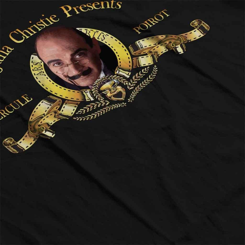 Agatha Christie Presents Hercule Poirot Metro Goldwyn Mayer Lion Kids Sweatshirt