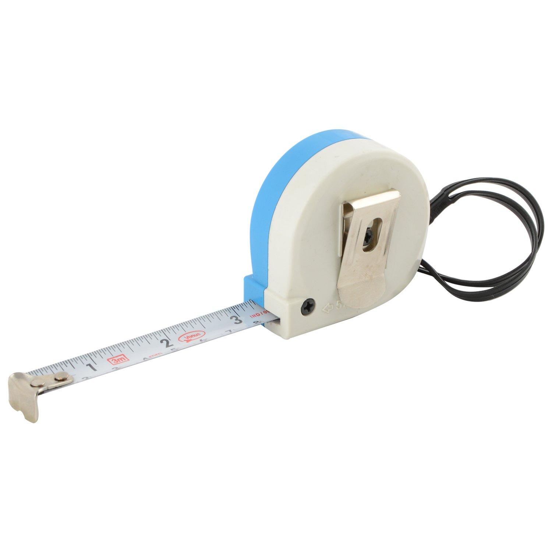 Venus Plastic Measuring Measuring Measuring Tape (Blau, Größe-75 X 20 X 75 Mm) B010F9Q5QS | Lass unsere Waren in die Welt gehen  e0c9bd