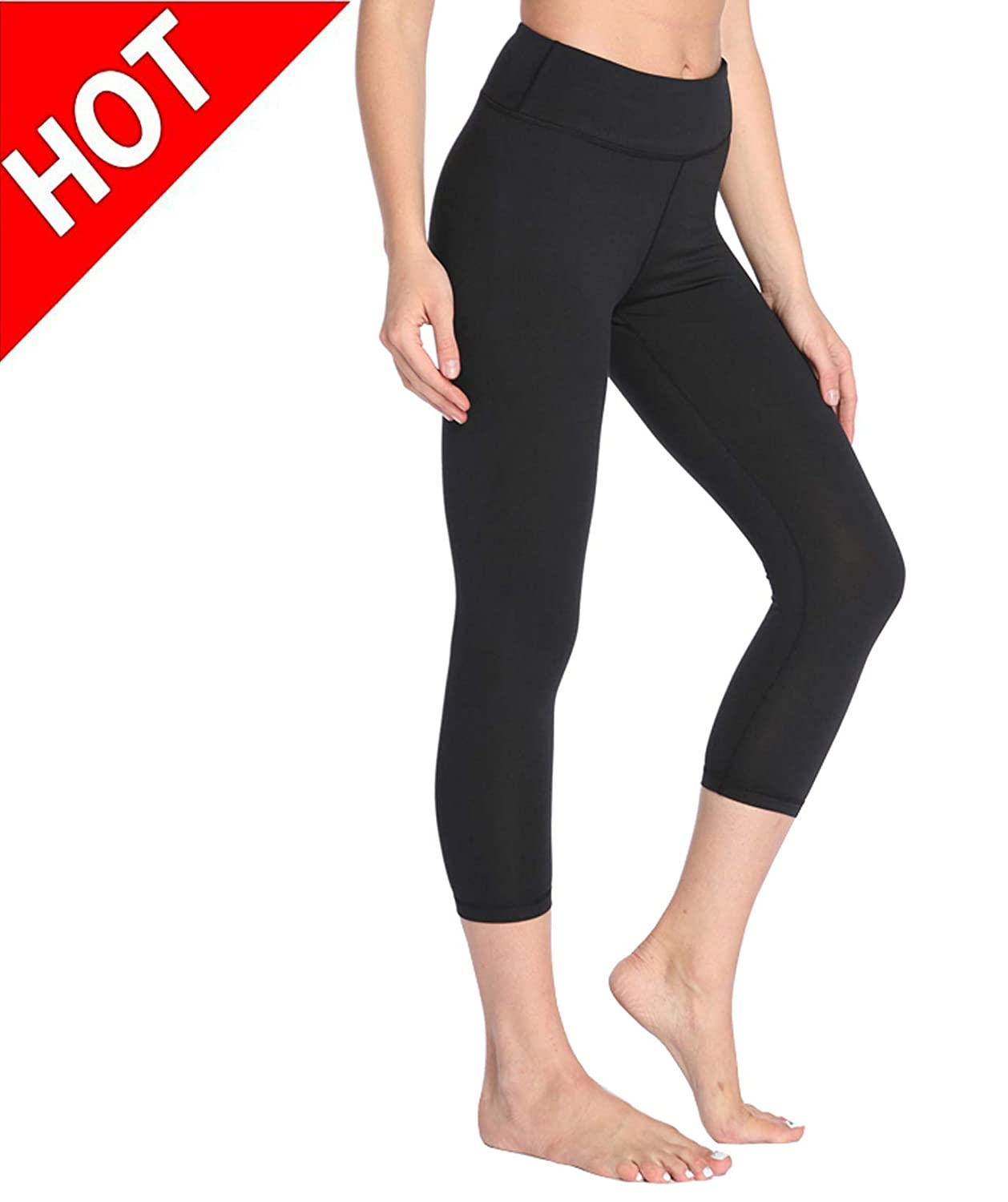 3cbc144bbb45a Online Cheap wholesale Olacia Black Womens Yoga Pants Workout Leggings -  Tummy Control Athletic Running 4 Way Stretch Yoga Leggings Suppliers