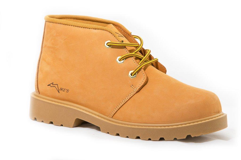 Mikes Men's 5'' Wheat Chukka Boots – Size 9