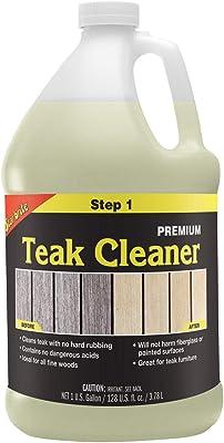 Star Brite Premium Teak Cleaner - Restore, Renew
