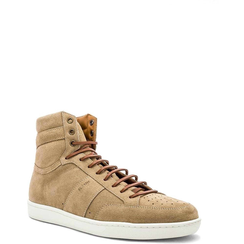 (イヴ サンローラン) Saint Laurent メンズ シューズ靴 スニーカー SL/10H Signature Court Classic [並行輸入品] B07F7NG1VG