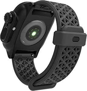 Designed for Apple Watch SE 38mm 40mm, Series 6, Breathable, Sports Wristband Strap Replacement Band Without connectors Designed for Series SE/6/5/4/3/2/1 - Slate Gray