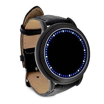 Vanz® HQ Registed - Montre de Poignet pour homme, bracelet en cuir ... 91e7f8b7e2d6
