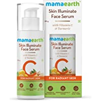 Mamaearth Skin Illuminate Vitamin C Serum For Radiant Skin with High Potency Vitamin C & Turmeric 30 g