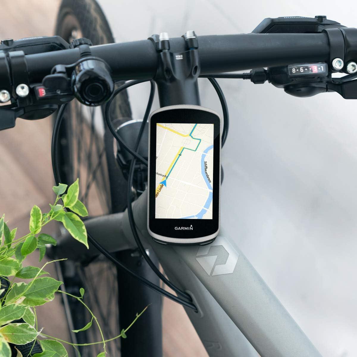 kwmobile Soporte de Manillar de Bicicleta Compatible con Garmin ...