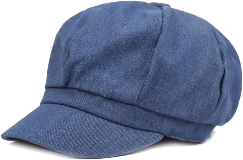 GESDY Women Octagonal Caps...