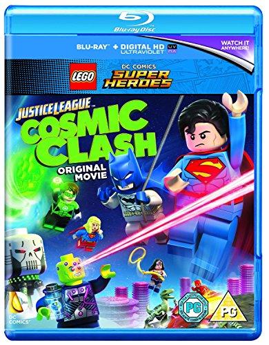 Lego: Justice League – Cosmic Clash