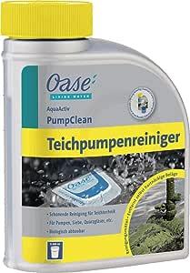 Oase de purificador de Agua Algo Pump Clean 500 ml, Plata: Amazon ...