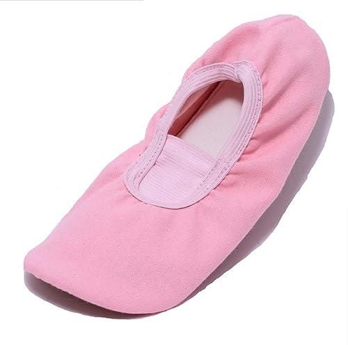 sale retailer 35ac1 ebf80 Zapato Mädchen Turnschuhe Gymnastikschuhe Ballettschuhe Mädchenschuhe  Ballerina Gr. 27-32 ROSA