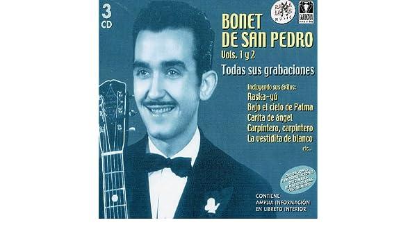 Bonet De San Pedro - Todas Sus Grabaciones (1941-1955 ...