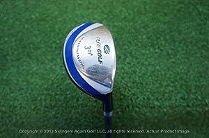 Pure Golf Right-Handed Hybrid Graphite Uniflex 21°