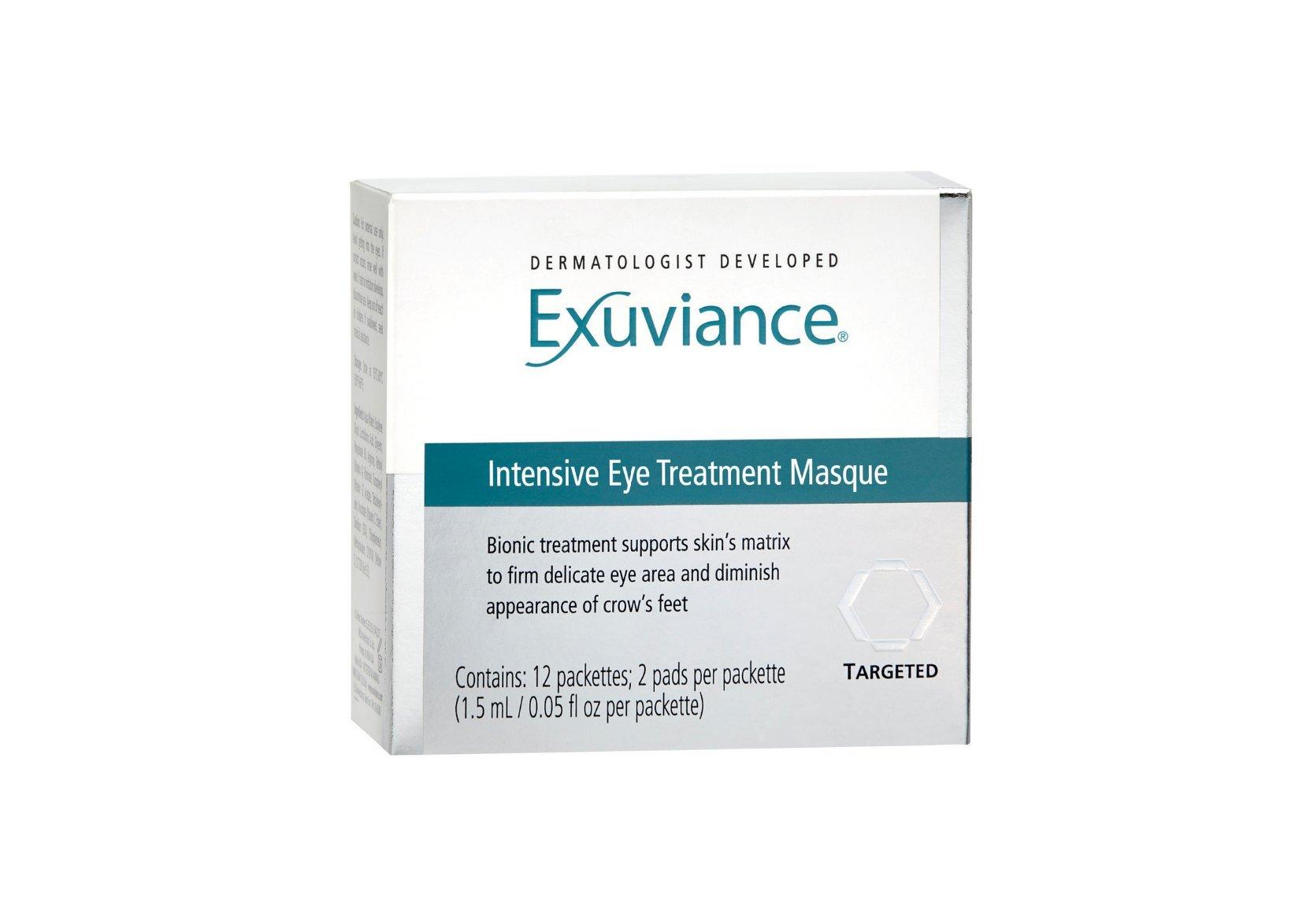 Exuviance Intensive Eye Treatment Pads,, 0.6 Fl Oz ()