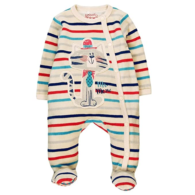 Boboli - Pelele - para bebé niño multicolor 92 cm: Amazon.es: Ropa y accesorios