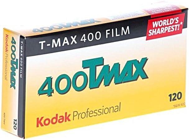 Kodak T Max 400 120 Rollfilm Kamera
