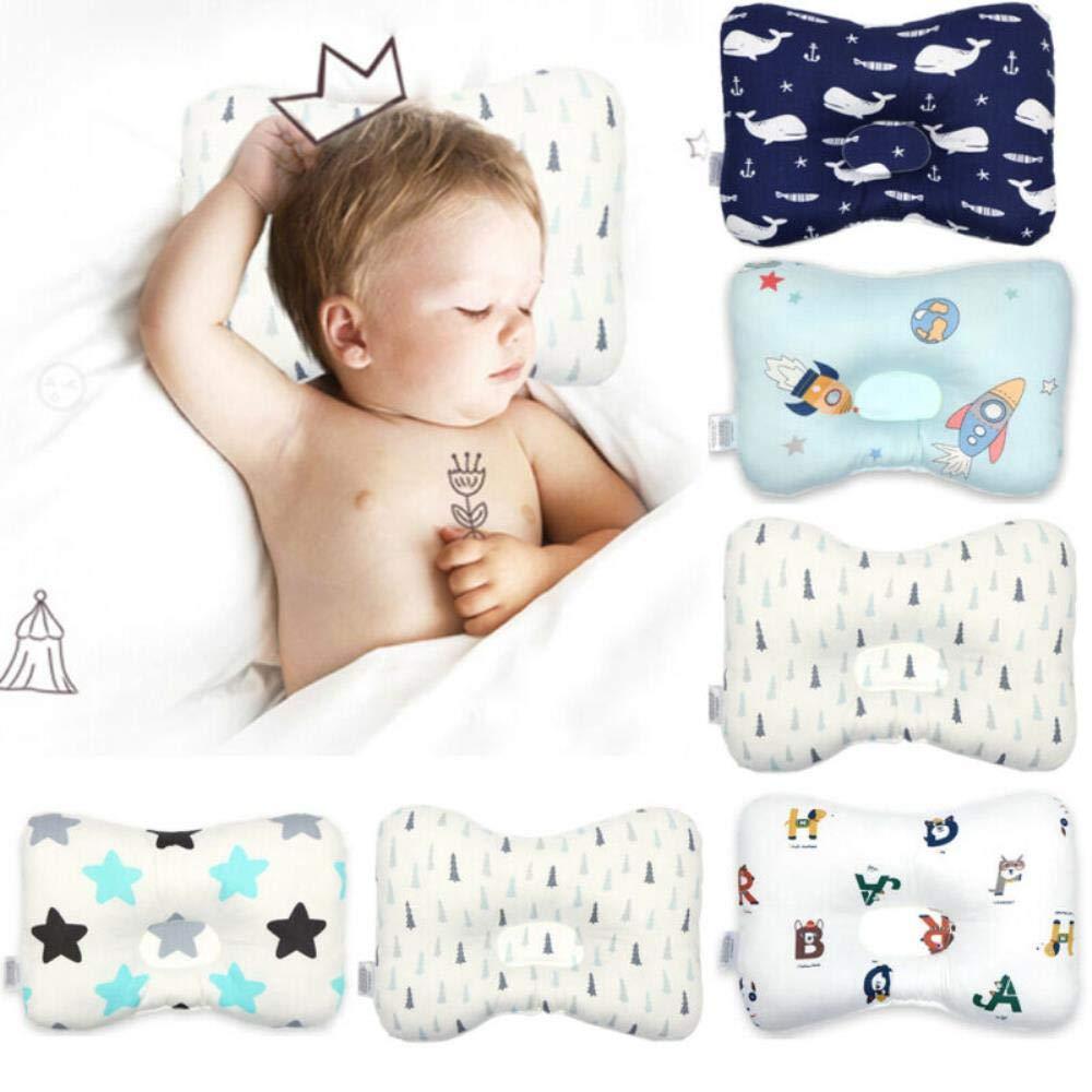 LYHONG Almohada antivuelco para bebé Cojín de protección ...
