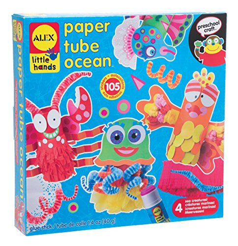 (ALEX Toys Little Hands Paper Tube)