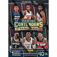 $84 » 2019 2020 Panini Contenders Basketball Sealed Blaster Box of Packs chance for Retail…