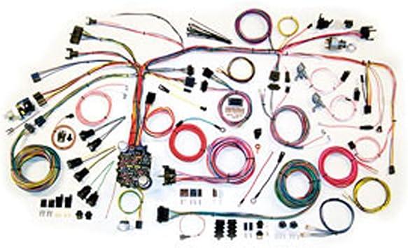 Amazon.com: American Autowire 500686 Wire Harness System for 69 Camaro:  AutomotiveAmazon.com
