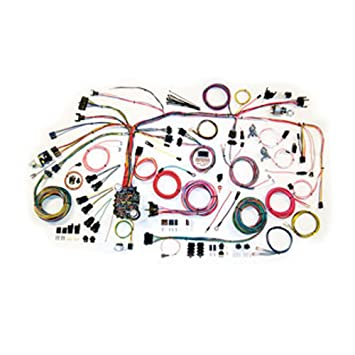 61DyJwr29kL._SY355_ amazon com american autowire 500686 wire harness system for 69 wire harness automation at edmiracle.co