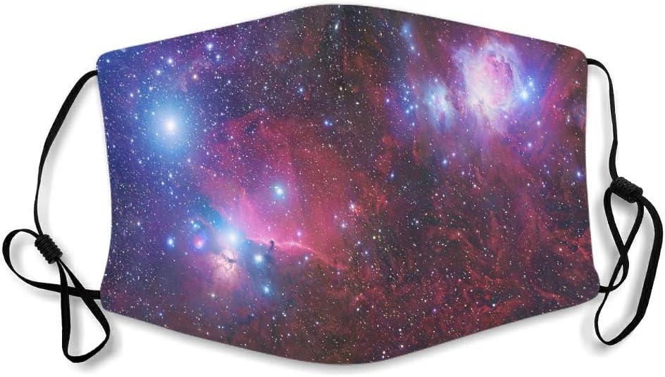 Galaxy Ultimativ Hochwertiges Design einstellbar f/ür Reiten Unisex Universe