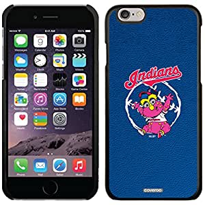 Cleveland Indians - Baby Mascot design on Black iPhone 6 Microshell Snap-On Case