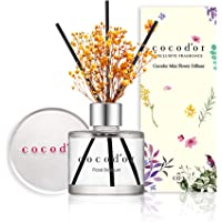 Cocod'or Mini Flower Home & Car Diffuser/Floral Bouquet/1.6Oz/Fragrance Decor For Cars Cubicles And Small Rooms/Diffuser…