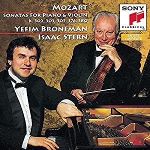 Mozart:  Sonatas for Violin and Piano, Vol. II