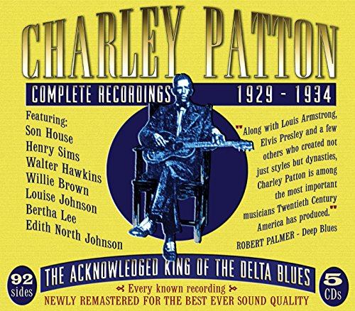 (The Complete Recordingss 1929-1934)