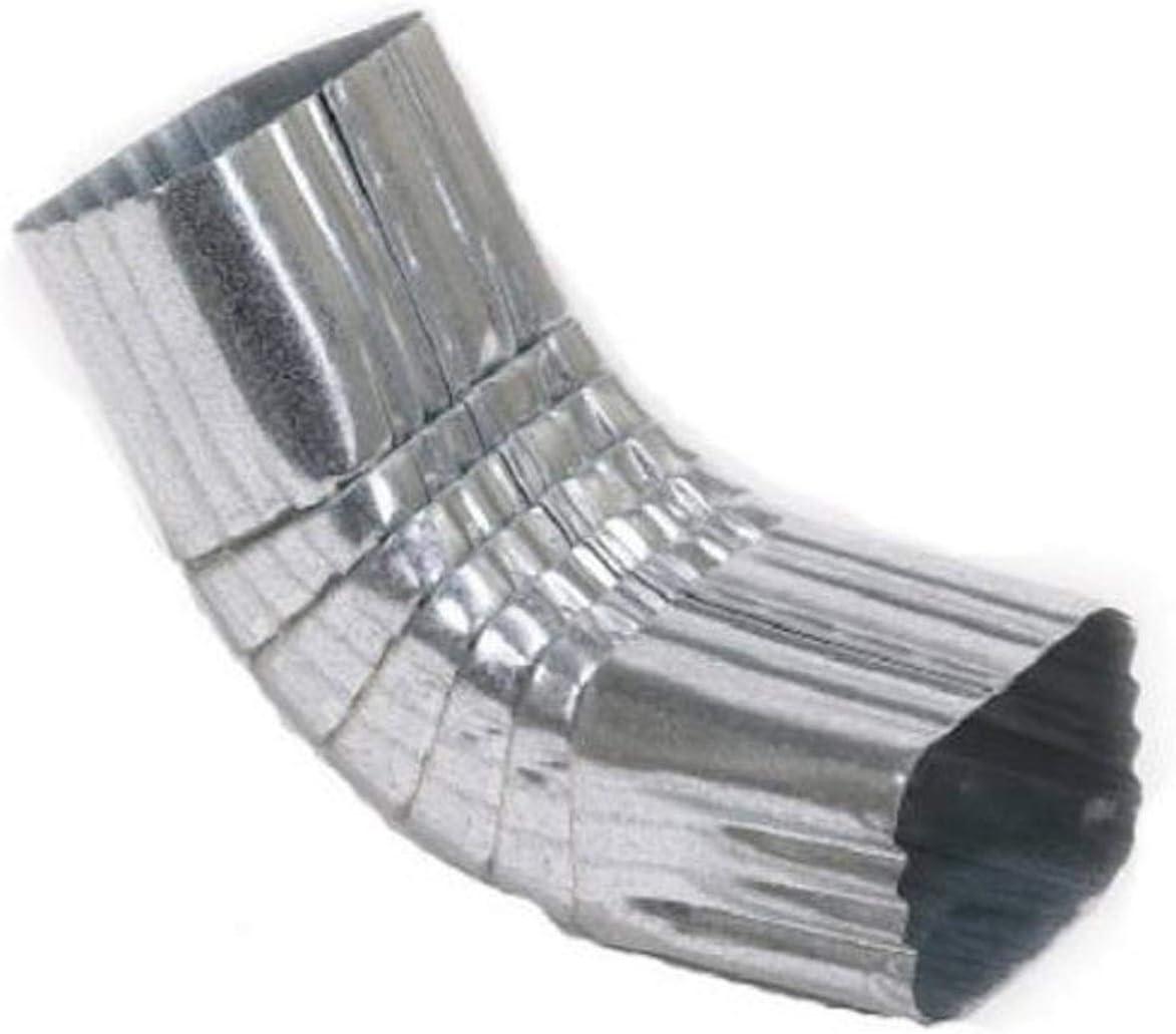 Hogar AMERIMAX productos 29264-west molinillo de 2x 3acabado galvanizado a codo