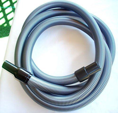 STABILER ABSAUGSCHLAUCH 4 METER,geeignet MIRKA INDUSTRIESAUGER 915L,M-Klasse,1025L-Klasse,ca.32mm innen,ca.40mm aussen,MIT SCHLAUCHHALTER-WANDBEFESTIGUNG