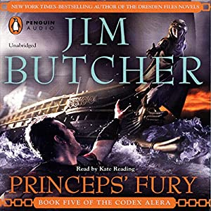 Princeps' Fury Audiobook