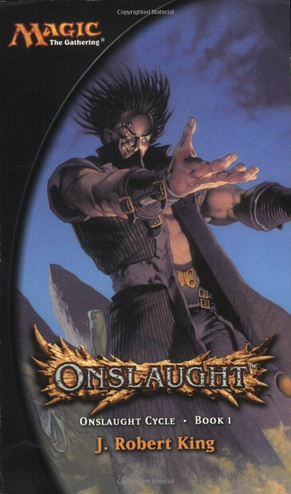 Amazon.com: Onslaught Cycle-Book (Magic: The Gathering ...