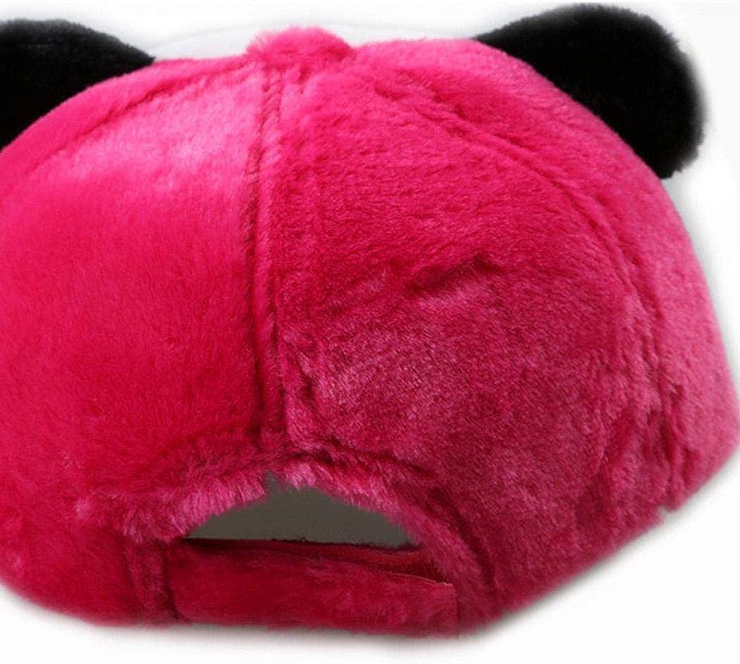 Zippem Cute Panda Hat Embroidery Adult Hat Adjustable Cartoon Baseball Cap Baseball Caps