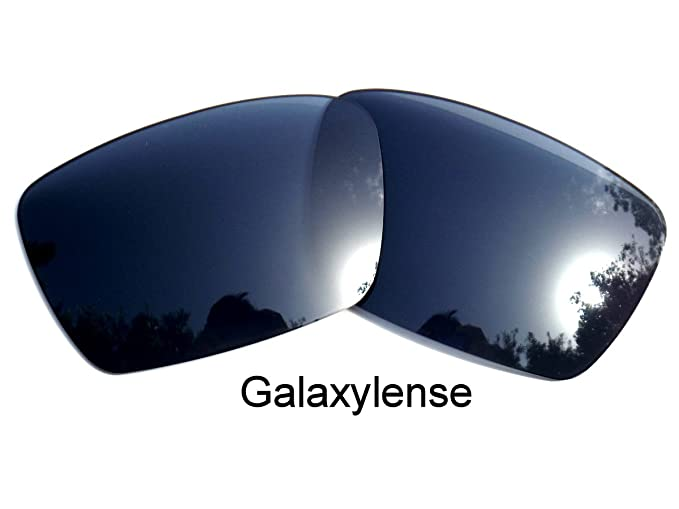6649bed582f Amazon.com  Galaxy Replacement Lenses for Oakley Fuel Cell Black ...