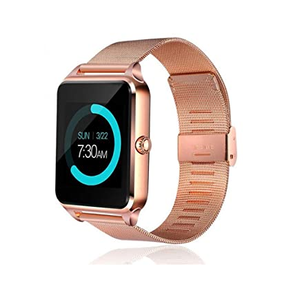 Amazon.com: LAYOPO Z60 Smart Watch, Z60 Bluetooth Smart ...