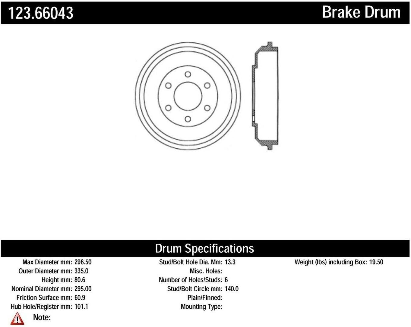 Depo 336-55008-102 Radiator Fan Assembly