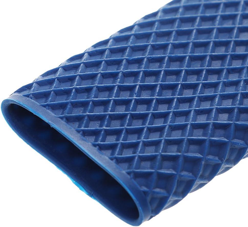FLAMEER American Pool Queue Handgriff rutschfeste Strukturierte Schrumpfschlauch H/ülse Bl