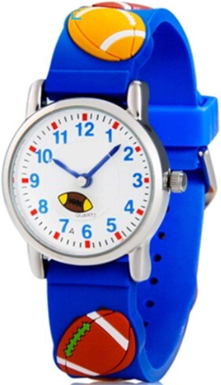 SFBBBO Reloj niño Reloj de Cuarzo electrónico para niños Relojes de cocodrilo 3D para niños Reloj Impermeable 11