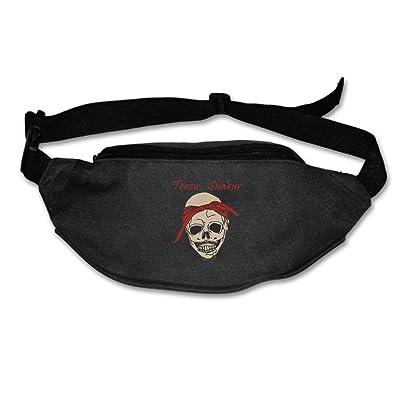 delicate Unisex Outdoors Tupac Shakur Waist Bag Packs