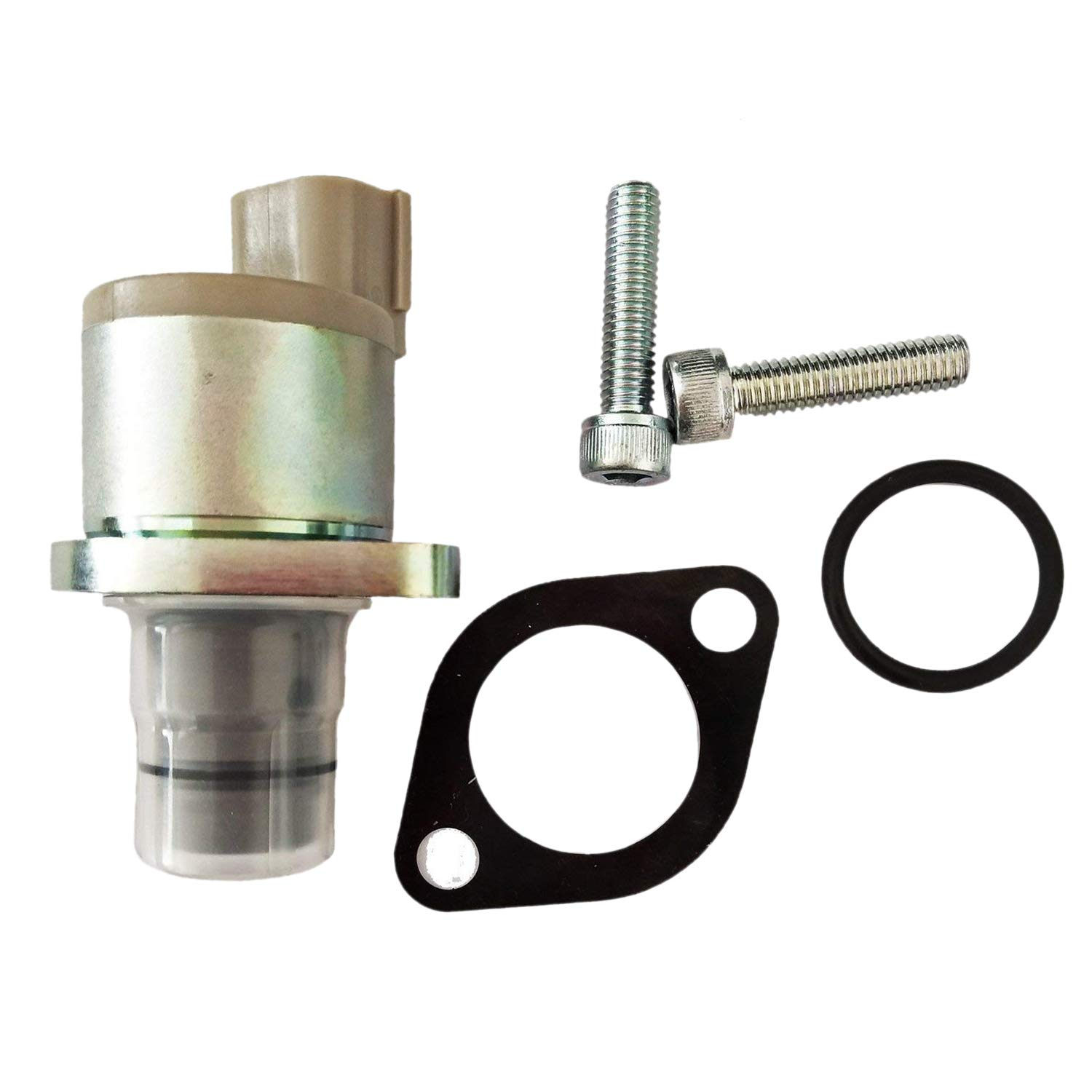 TOOGOO Fuel Pump Suction Control Valve SCV metering Valve one-Way sequential Valve Oil Pump Control Valve applies to: Mitsubishi Nissan Mazda Ford Engine 294200-0360 181229