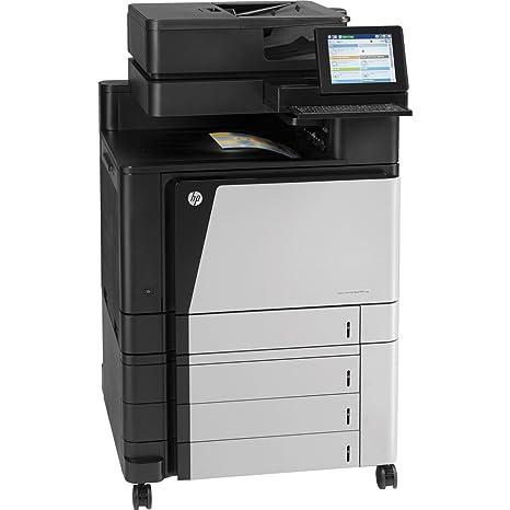 HP LaserJet Enterprise flow M880z - Impresora multifunción ...
