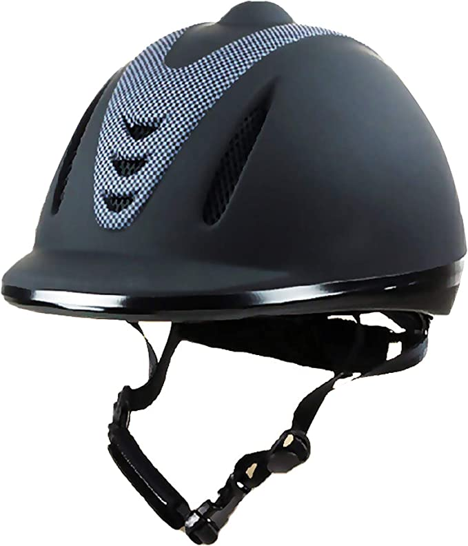 Amazon.com : LXFTK Men's and Women's Equestrian Helmets, Adult and Child  Horse Riding Helmet Hat Adjustable Knight Helmet, Professional Breathable Protective  Gear : Sports & Outdoors