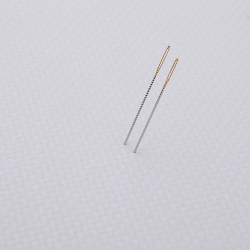 Anself DIY Handarbeit Kreuzstich Stickerei Stickpackung Set vom Landschaft von Park 57 45cm