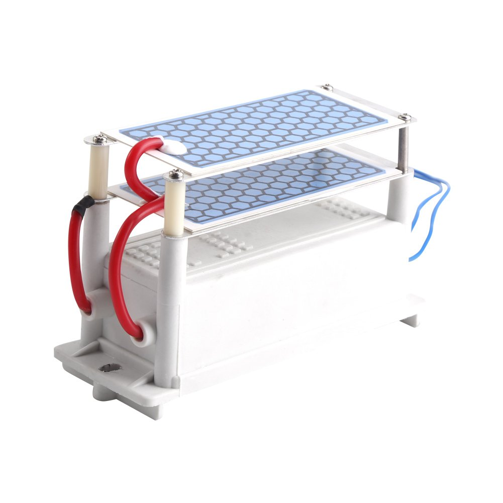 Estink Ozone Generator, AC 110V 10000mg/H Ozone Machine for Air Purifying Air Deodorizing and Air Sterilization