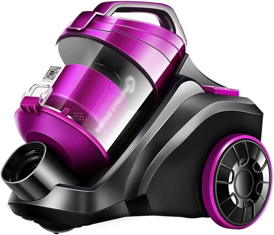 Ping BU Qing Yun Aspiradora - Alta Potencia Horizontal multifunción hogar Aspirador de Mano pequeña, Aspiradoras (Color : Purple): Amazon.es: Hogar