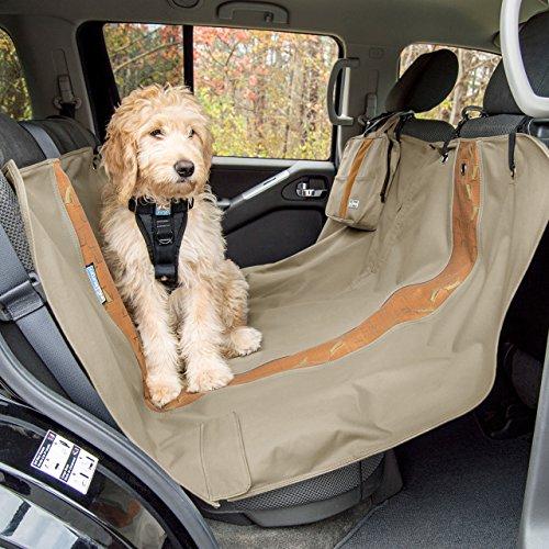 Kurgo Waterproof Wander Hammock and Car Seat Cover Dogs, Ham